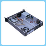 2U rack mount computer case / chassis