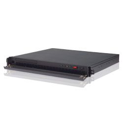 19 inch 1U rackmount IPC chassis/ server case for network appliances, CLM-51-24