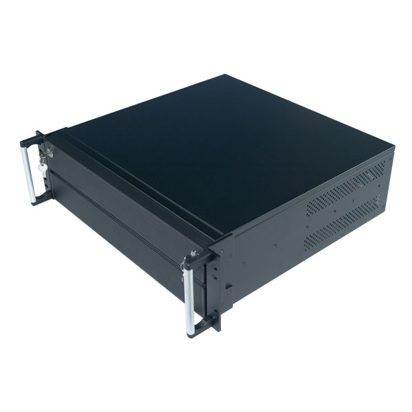 short 3U rackmount server chassis/ IPC Chassis