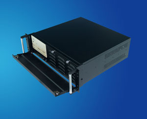 3U small server workstation, 19 inch 3U rackmount server case/ chassis compatible with EATX serverboard, CLM-53-10