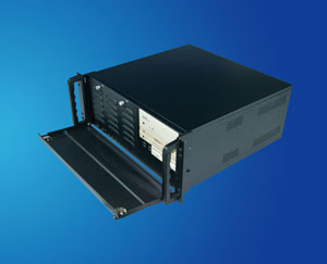 4U Rackmount IPC Chassis/ Server Case compatible with the EATX motherboard(12*13), small case, CLM-54-01
