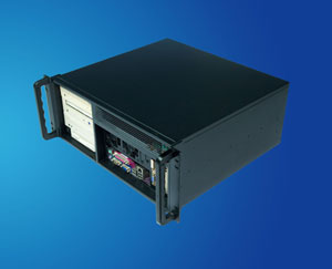 Front I/O output 19 inch 4U rackmount IPC case / server chassis, such as IPC-7120 & IPC-5120, CLM-54-06