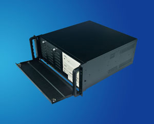 19 inch 4U rackmount IPC case / server chassis compatible with many SATA disks, CLM-54-07