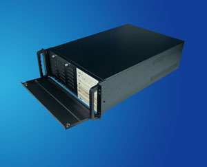 19 inch 4U server-grade rackmount IPC case / server chassis compatible with server-grade motherboard and good ventilation,CLM-54-09
