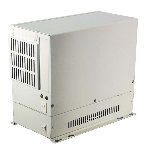 Compact rackmount chassis/ PICMG x4 slots