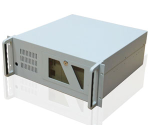 4U rackmount IPC chassis for industrial computer applicances, CLM-922