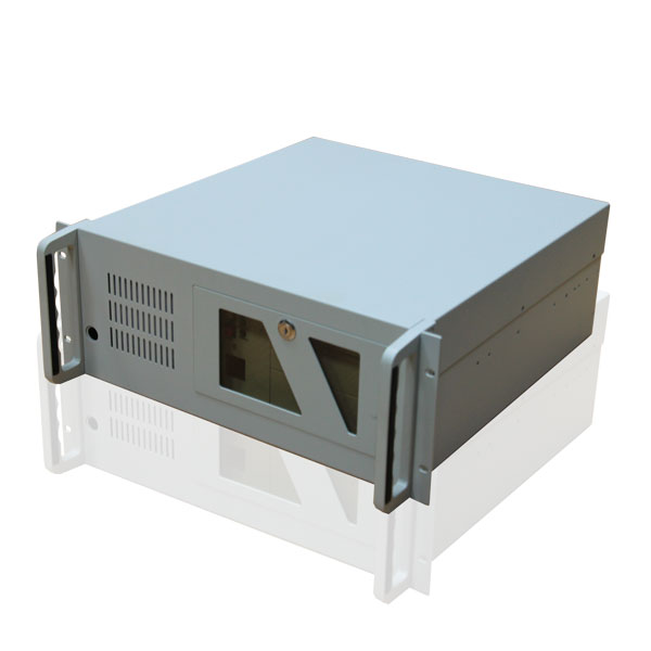 4U Rackmount IPC Chassis for ATX or PICMG
