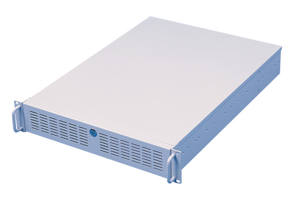 2U rackmount server chassis/ IPC Case