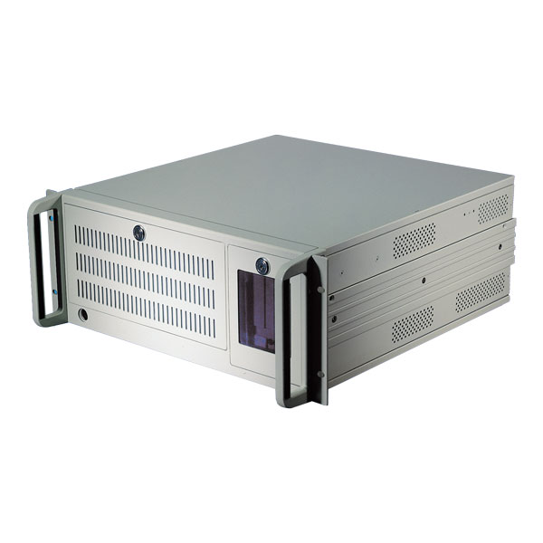 4U Rackmount IPC Chassis with good-effective ventilation function