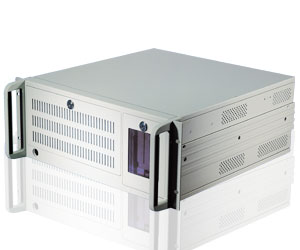 19 inch 4U Rackmount IPC Chassis/ Server Case with vertical CD-Rom for your Vertical Applicastions, CLM-973