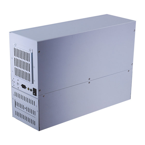 Compact rackmount chassis/ PICMG x5 slots