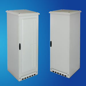 Outdoor IP55 Water-proof Telecom Rack/ Server Cabinet