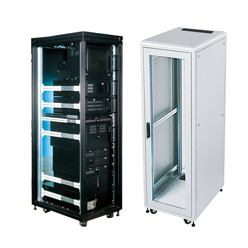 19 Quot Aluminum Server Rack Network Cabinet Taiwanese