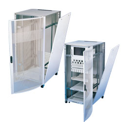 Wide standing steel Server Rack/ Network Cabinet